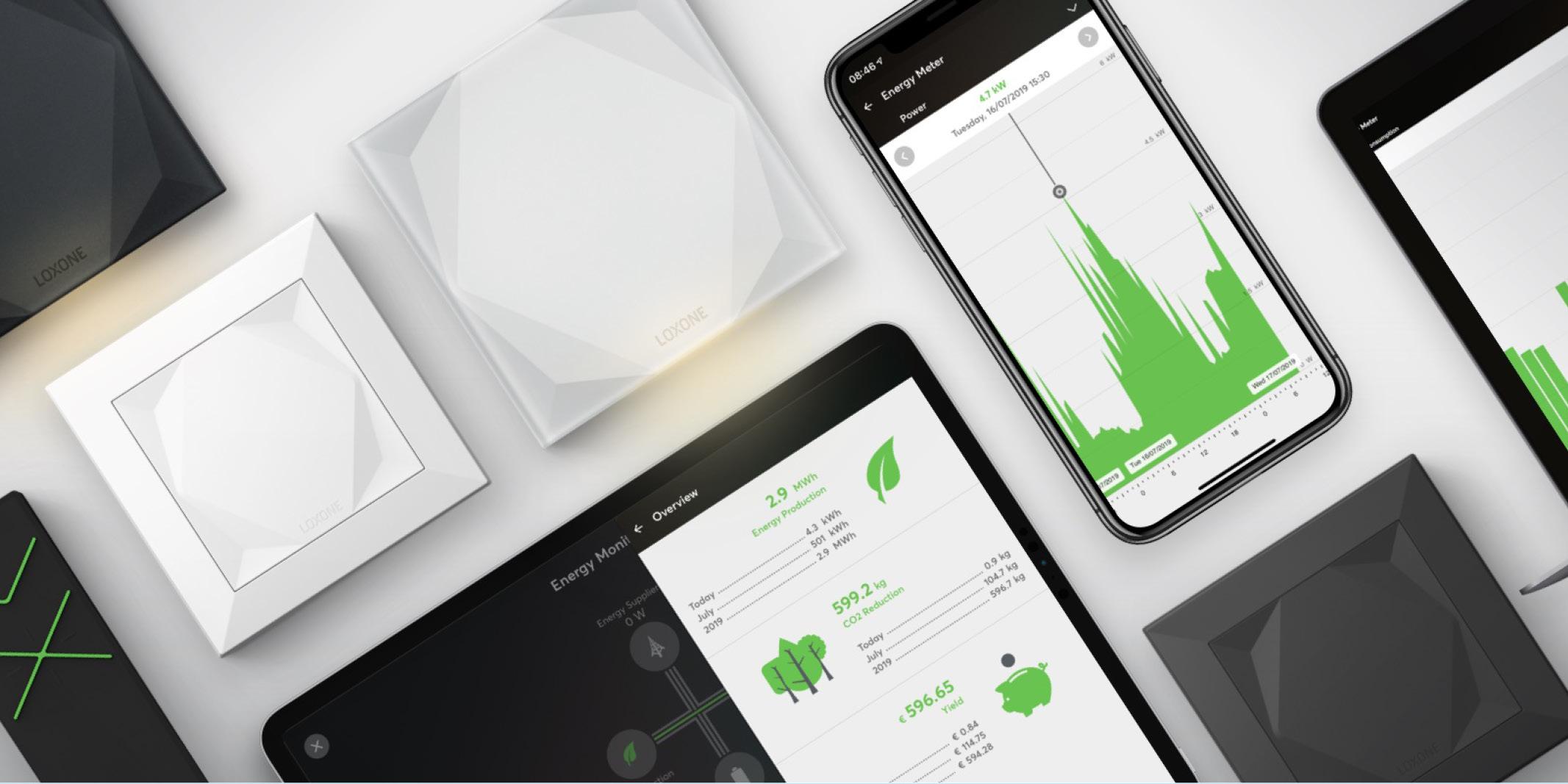 Loxone | besparing van energie, the art of living
