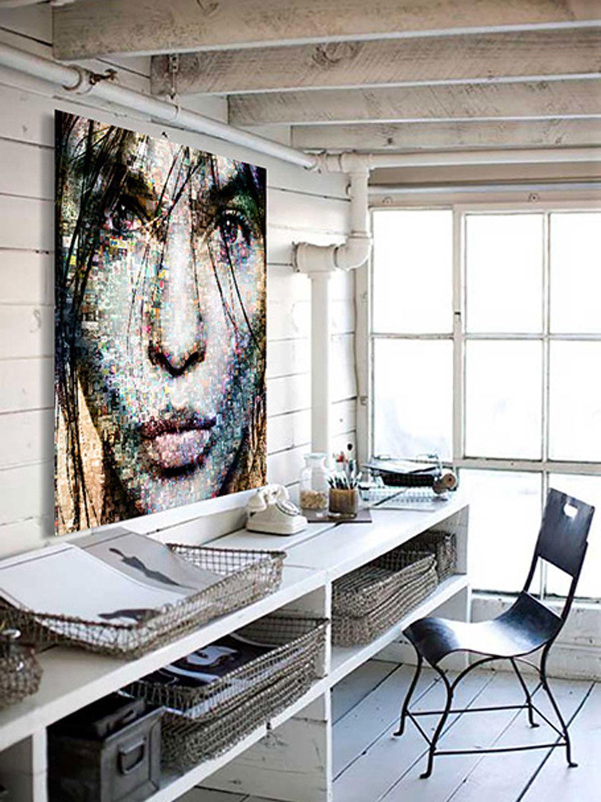 Geef saaie ruimtes nooit op, Xi Art, Kunst, Art, the art of living
