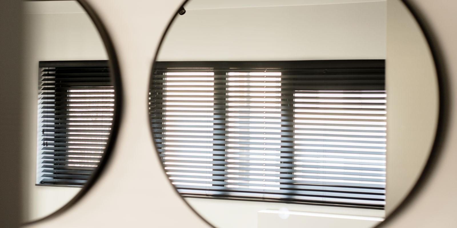Maatwerkjaloezieën, Blend Window Fashion, ramen, schutters, decoratie, The Art of Living