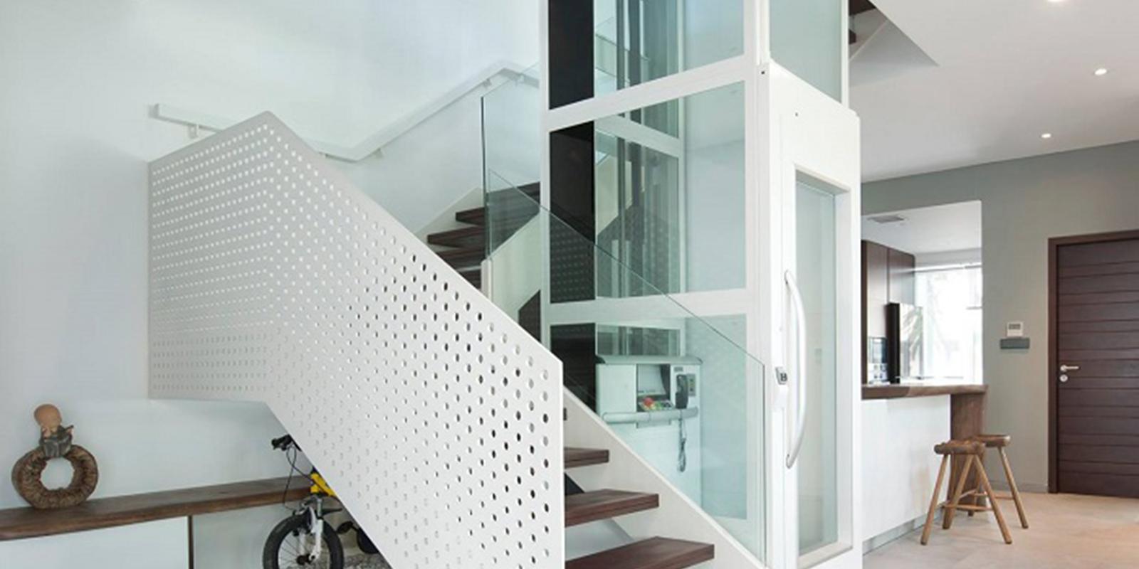 Lift, Aesy liften, huislift, The Art of Living